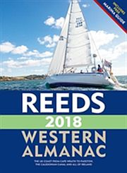 Image for Reeds Western Almanac 2018 from Suomalainen.com