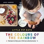 Image for Little Pip Eats: The Colours of the Rainbow from Suomalainen.com