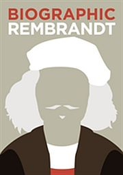 Image for Biographic Rembrandt from Suomalainen.com