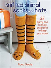 Image for Knitted Animal Socks and Hats from Suomalainen.com