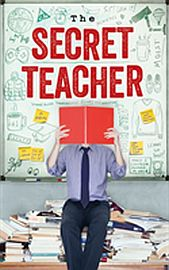 Image for Secret Teacher,  The from Suomalainen.com