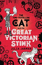 Image for Time-Travelling Cat and the Great Victorian Stink from Suomalainen.com