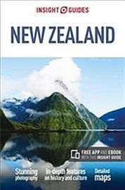 Image for Insight Guides New Zealand from Suomalainen.com