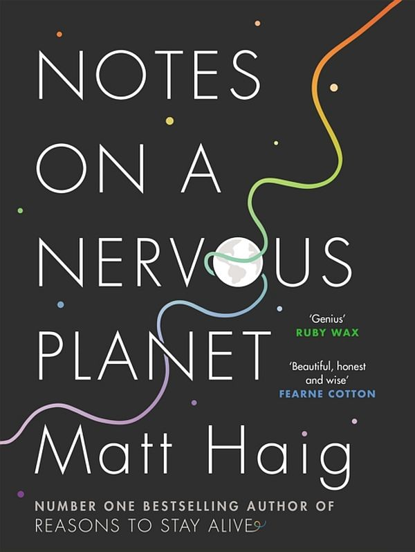 Image for Notes on a Nervous Planet from Suomalainen.com