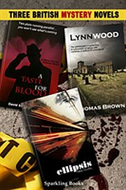 Image for Three British Mystery Novels from Suomalainen.com
