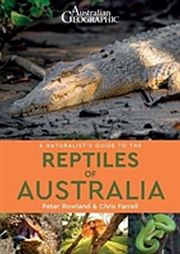 Image for Naturalist's Guide to the Reptiles of Australia,A from Suomalainen.com