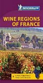 Image for Wine Regions of France: Green Guide and Map from Suomalainen.com