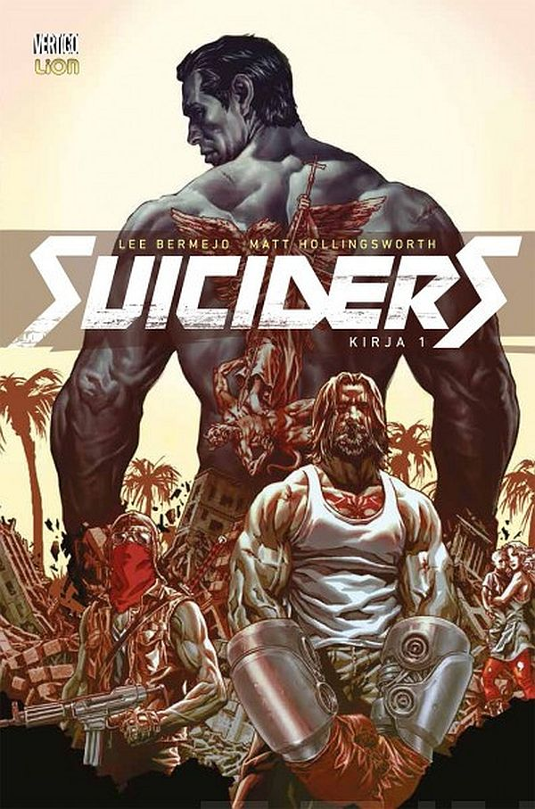 Image for Suiciders from Suomalainen.com