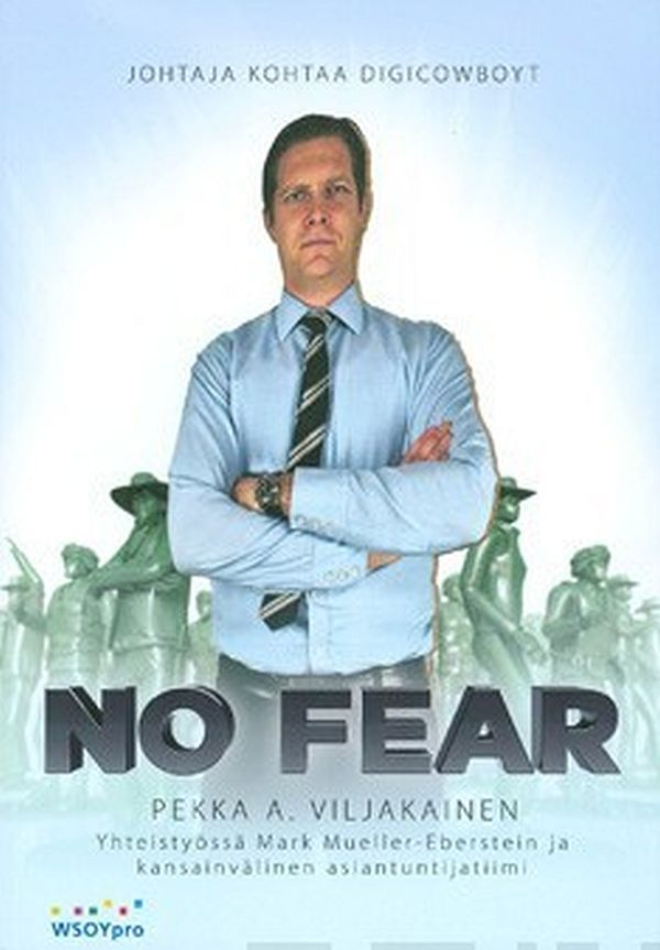 Image for No Fear from Suomalainen.com