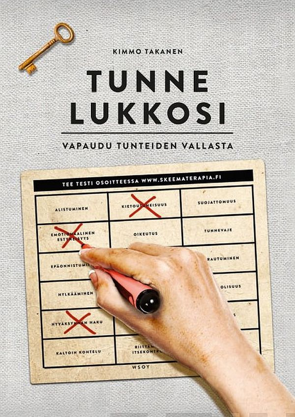 Image for Tunne lukkosi from Suomalainen.com