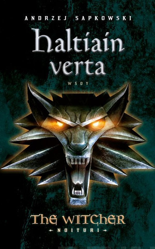 Image for Haltiain verta from Suomalainen.com