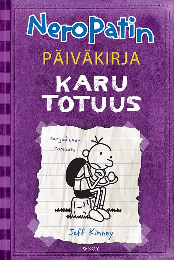 Image for Karu totuus from Suomalainen.com