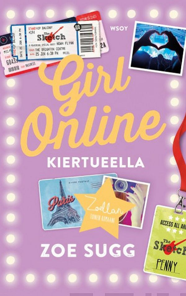 Image for Girl Online kiertueella from Suomalainen.com