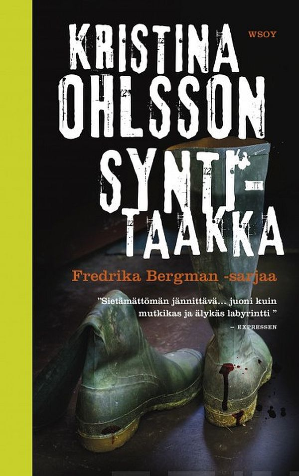 Image for Syntitaakka from Suomalainen.com