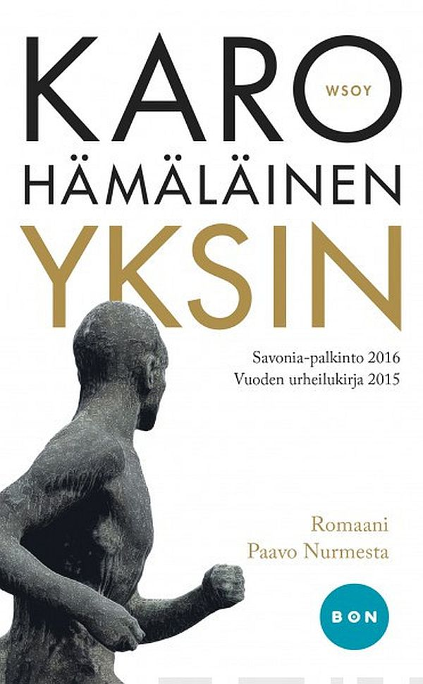 Image for Yksin from Suomalainen.com