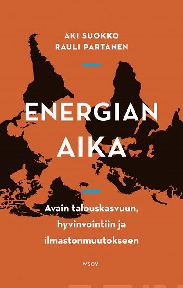 Image for Energian aika from Suomalainen.com