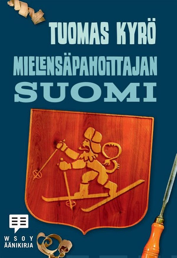 Image for Mielensäpahoittajan Suomi (cd) from Suomalainen.com