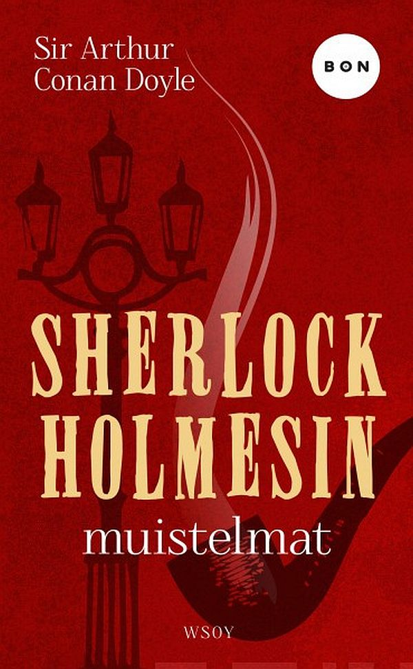 Image for Sherlock Holmesin muistelmat from Suomalainen.com