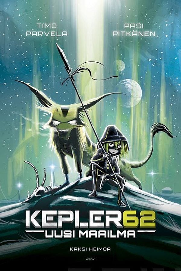 Image for Kepler62 Uusi maailma from Suomalainen.com