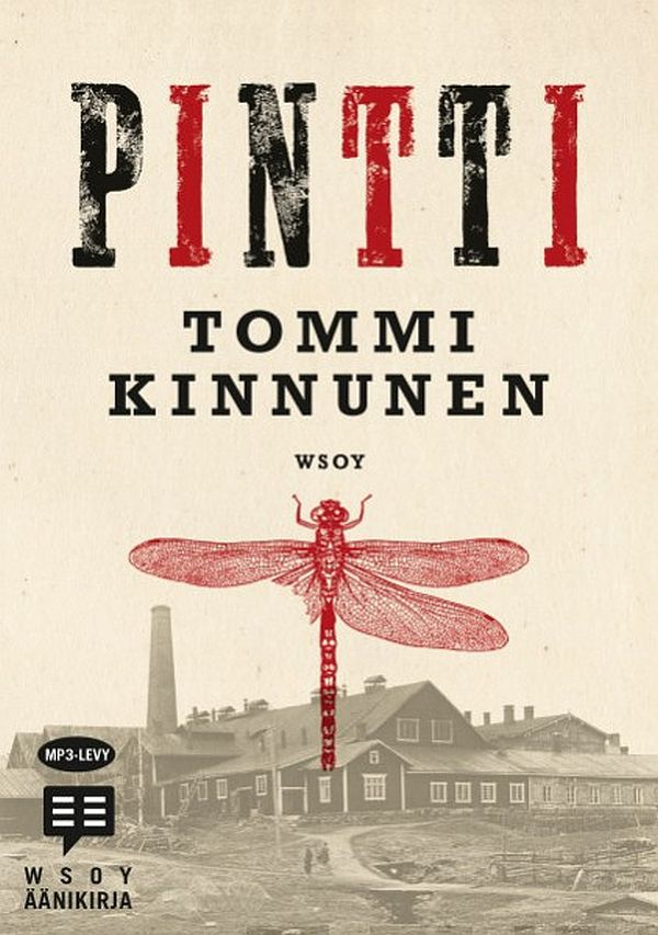 Image for Pintti (MP3-cd) from Suomalainen.com