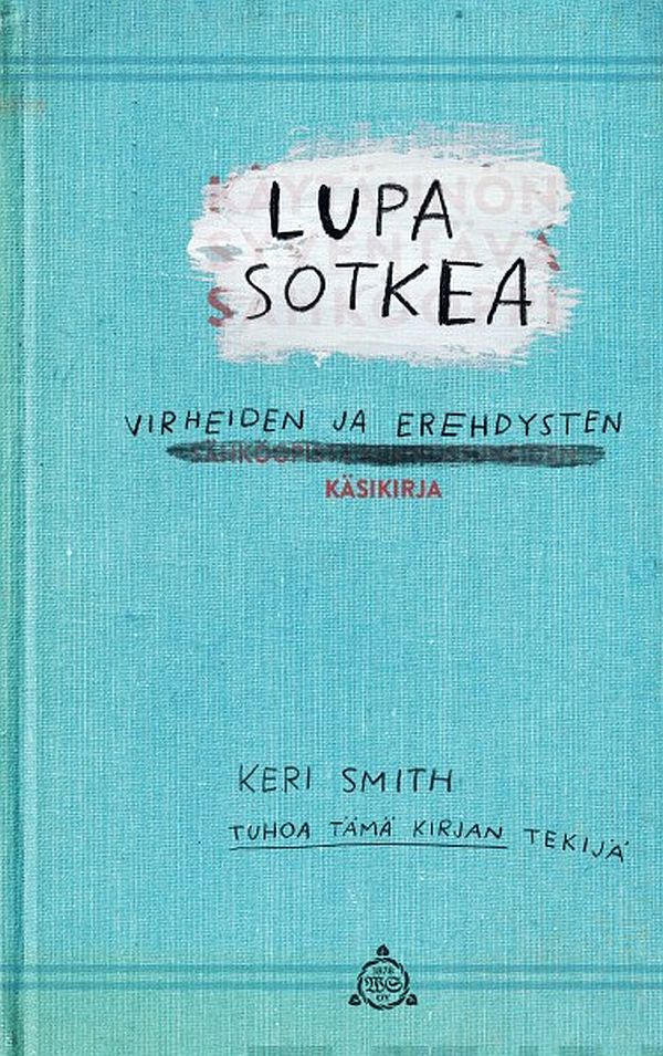 Image for Lupa sotkea from Suomalainen.com