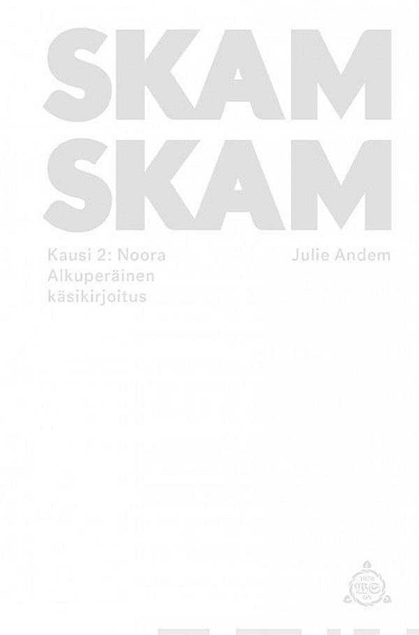 Image for SKAM from Suomalainen.com