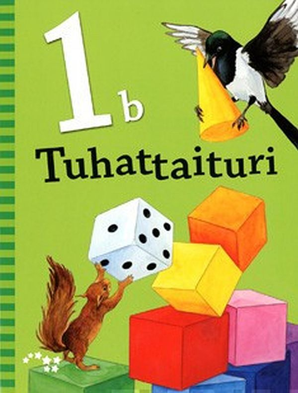 Image for Tuhattaituri 1b from Suomalainen.com