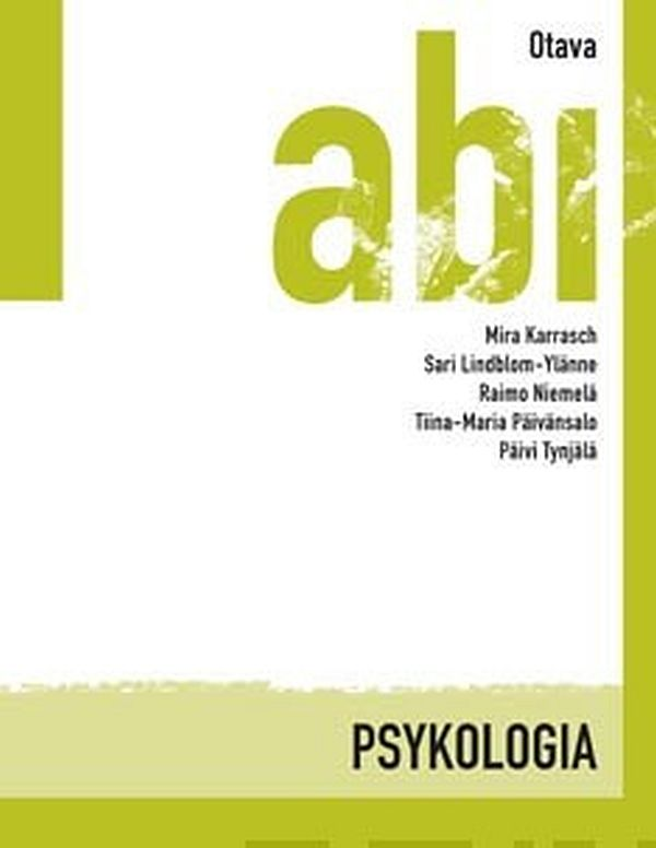 Image for Abi psykologia from Suomalainen.com
