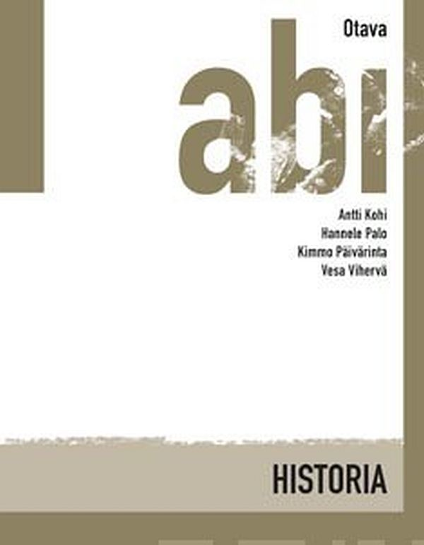 Image for Abi historia from Suomalainen.com
