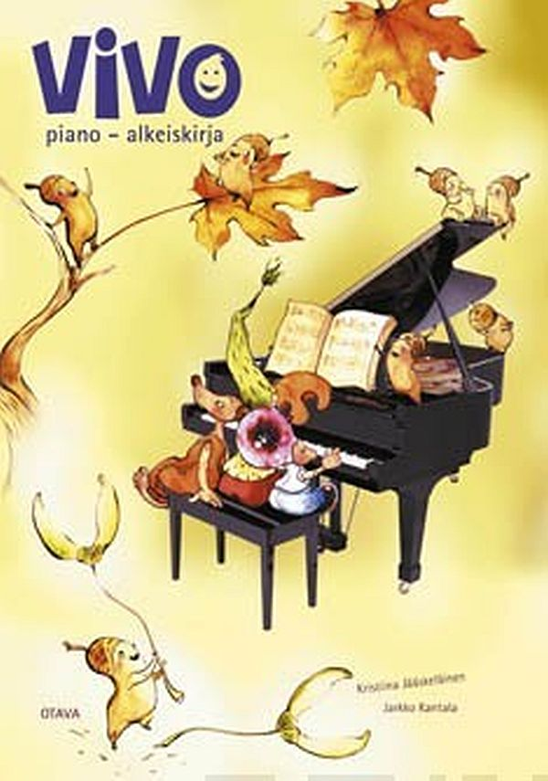 Image for Vivo piano (+cd) from Suomalainen.com