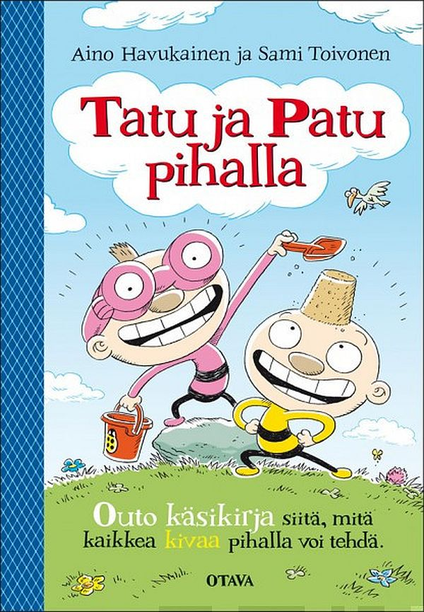 Image for Tatu ja Patu pihalla from Suomalainen.com