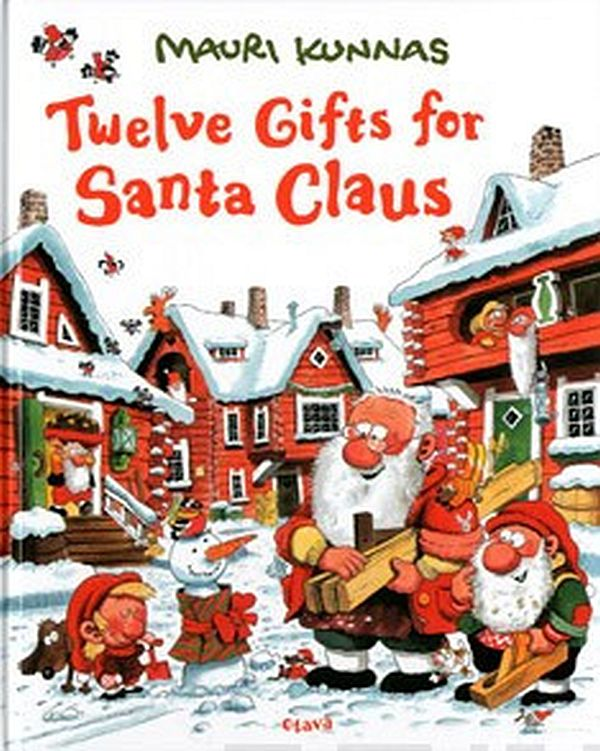 Image for Twelve gifts for Santa Claus from Suomalainen.com