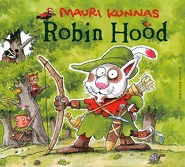 Image for Robin Hood (cd) from Suomalainen.com