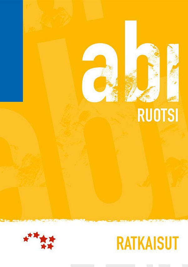 Image for Abi ruotsi from Suomalainen.com