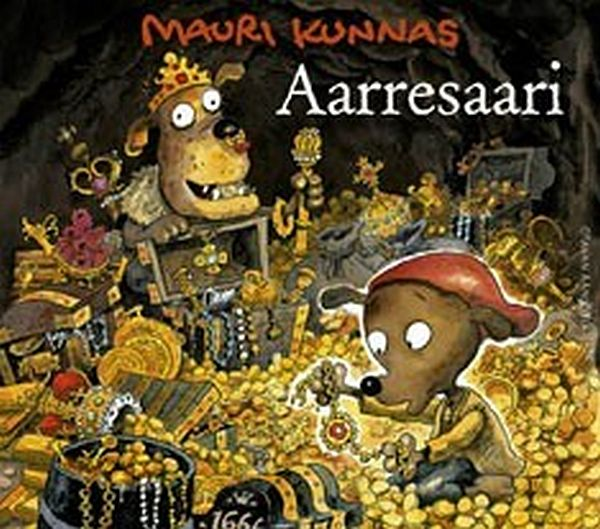 Image for Aarresaari (cd) from Suomalainen.com