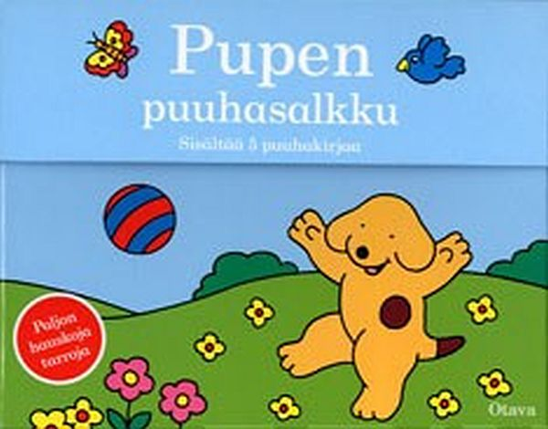 Image for Pupen puuhasalkku from Suomalainen.com