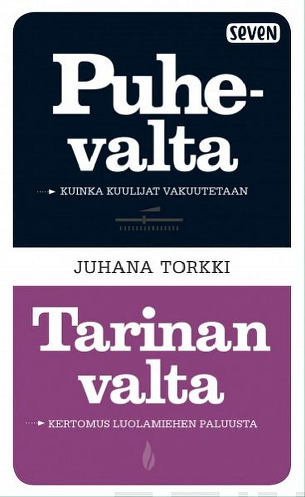 Image for Puhevalta/Tarinanvalta from Suomalainen.com