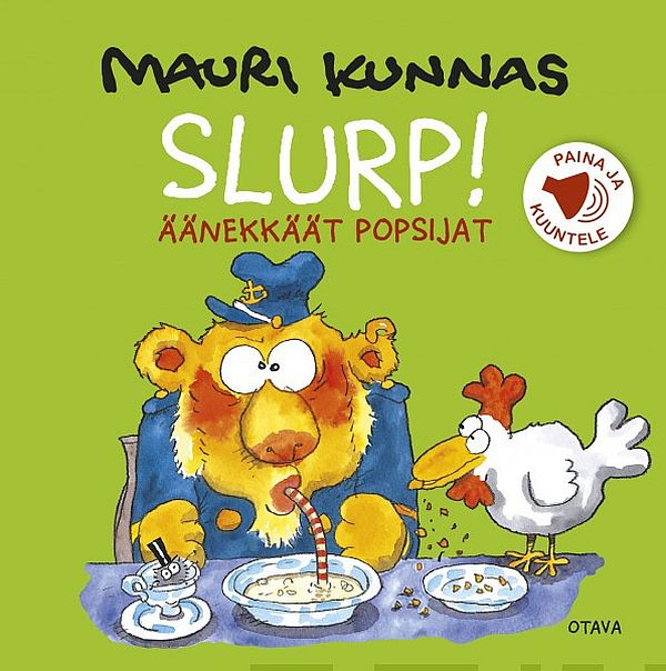 Image for Slurp! from Suomalainen.com