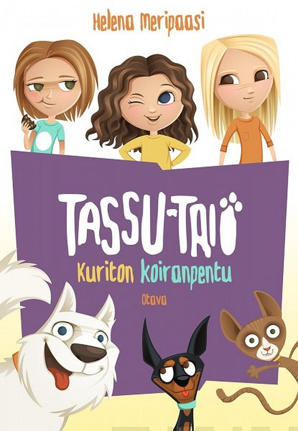 Image for Tassu-trio from Suomalainen.com