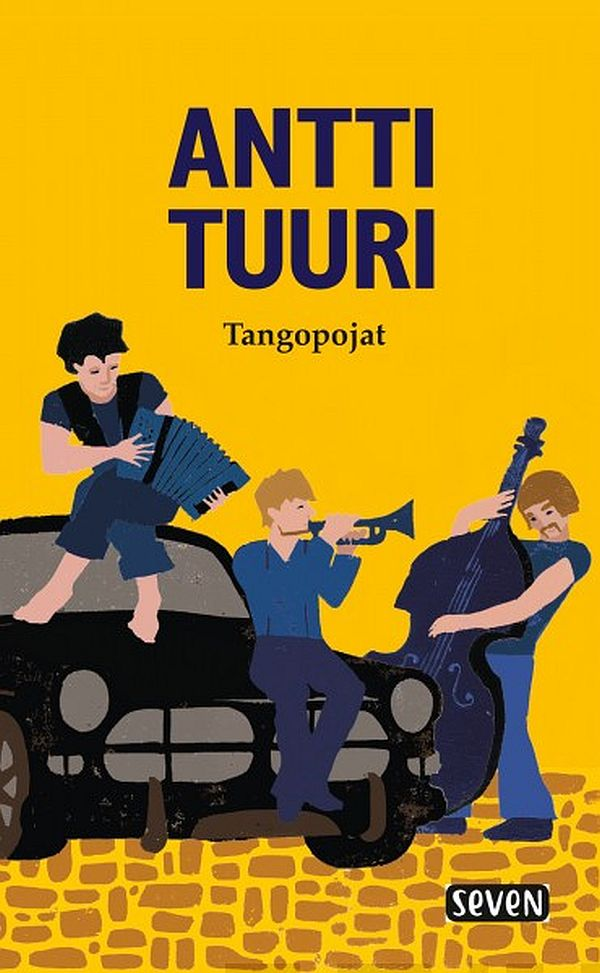 Image for Tangopojat from Suomalainen.com