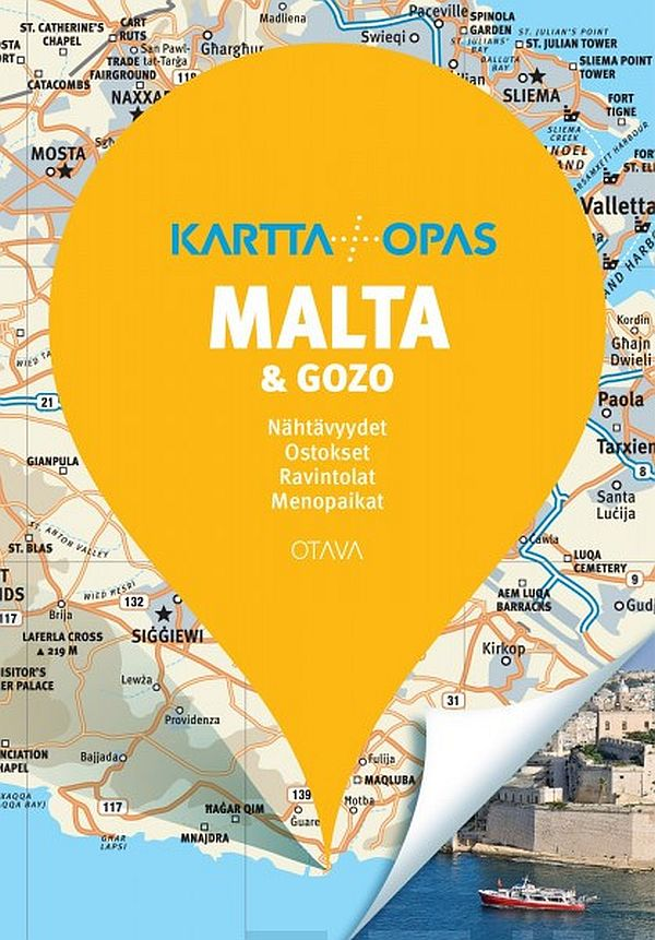 Image for Malta & Gozo from Suomalainen.com