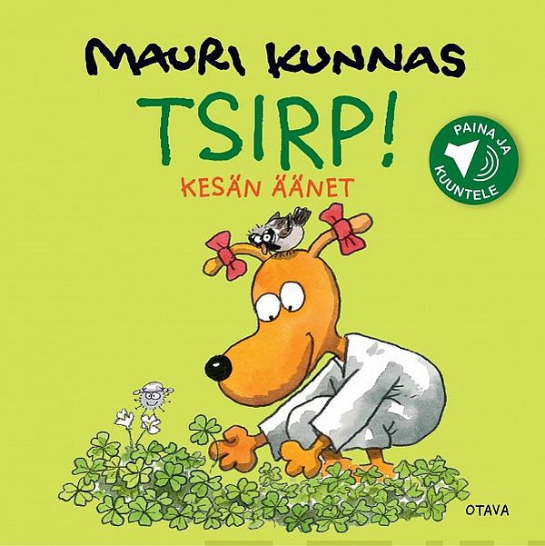 Image for Tsirp! from Suomalainen.com