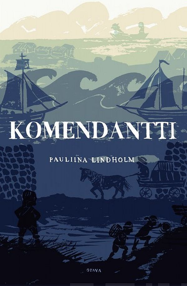 Image for Komendantti from Suomalainen.com