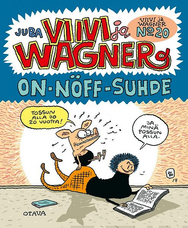Image for Viivi ja Wagner 20 - On-Nöff-suhde from Suomalainen.com