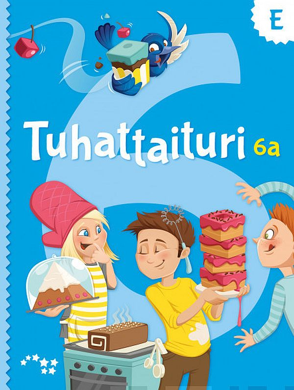 Image for Tuhattaituri 6a E (OPS16) from Suomalainen.com