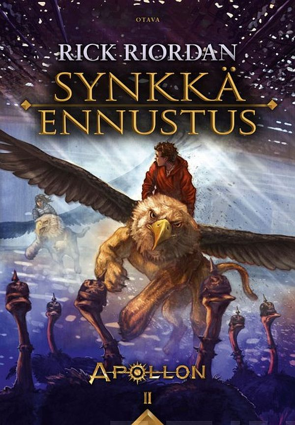 Image for Synkkä ennustus from Suomalainen.com