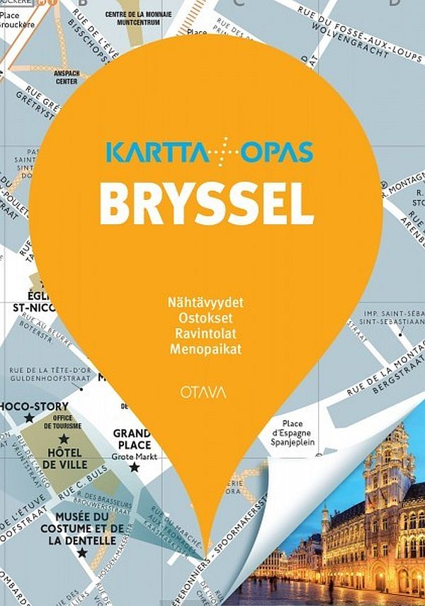 Image for Bryssel from Suomalainen.com