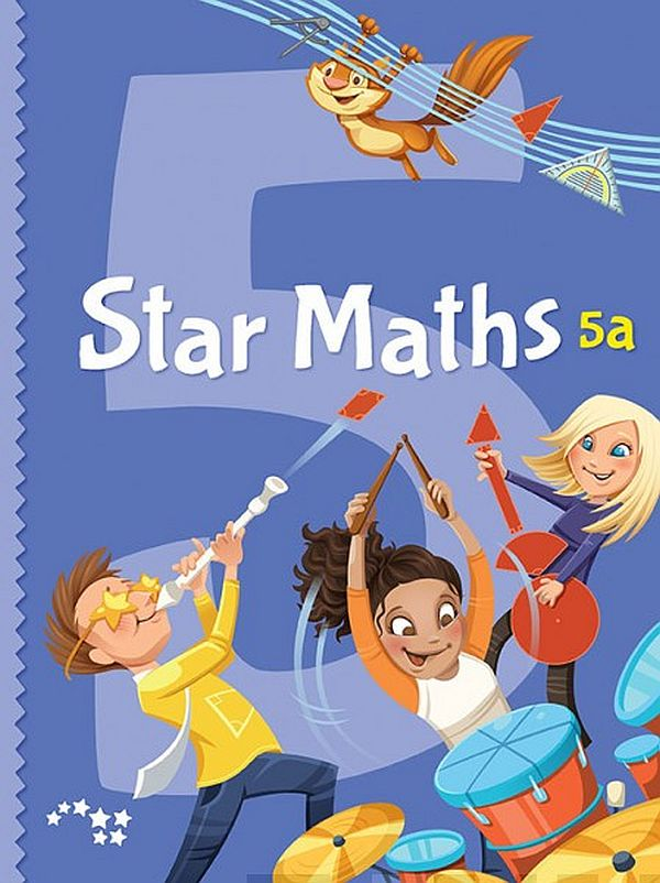 Image for Star Maths 5a from Suomalainen.com