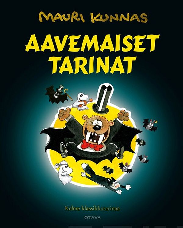 Image for Aavemaiset tarinat from Suomalainen.com