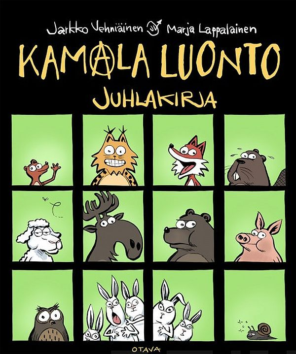 Image for Kamala luonto from Suomalainen.com